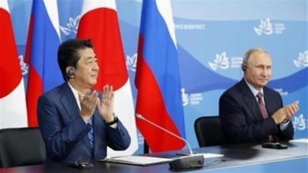 Nga-Nhật: Thiếu ngài Abe, rào cản lịch sử khó thành lợi ích...