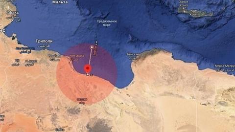 S-300 Nga tại Libya khiến phi công F-16 Thổ từ chối bay
