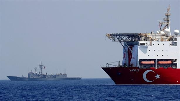 Thổ tuyên bố tập trận bắn đạn thật ở Địa Trung Hải