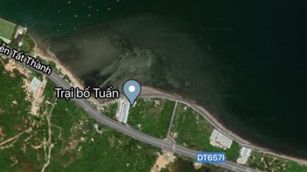 Khánh Hòa chấm dứt dự án công viên, bến tàu sông Lô