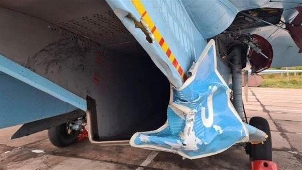 Cách giải thích lạ của Ukraine khi Su-27 nuốt biển giao thông