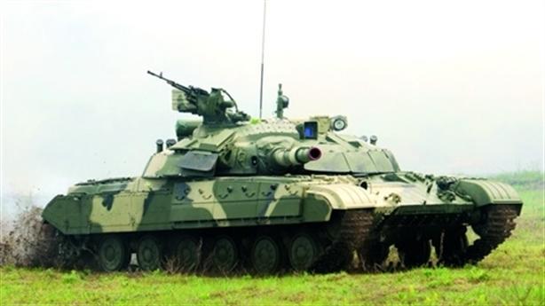 Ukraine điều thêm chiến xa T-64 nâng cấp tới Mariupol