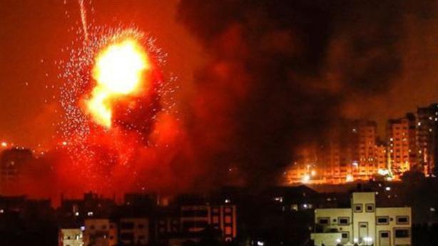 Bí ẩn vũ khí Israel bị Syria đánh chặn