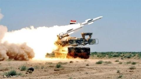 Syria bắn hạ mục tiêu chưa xác định, nghi là F-35I Adir?