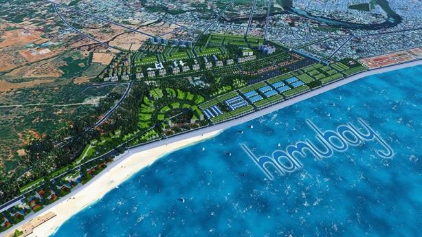 Dự án Hamubay Phan Thiết được Bình Thuận phê duyệt thế nào?