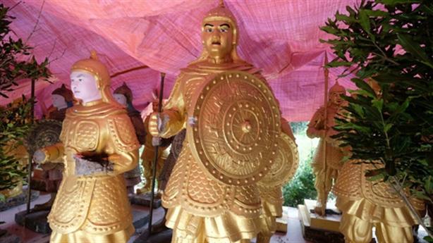 Tượng lính Việt nghi giống Trung Quốc: Điểm yếu du lịch Việt