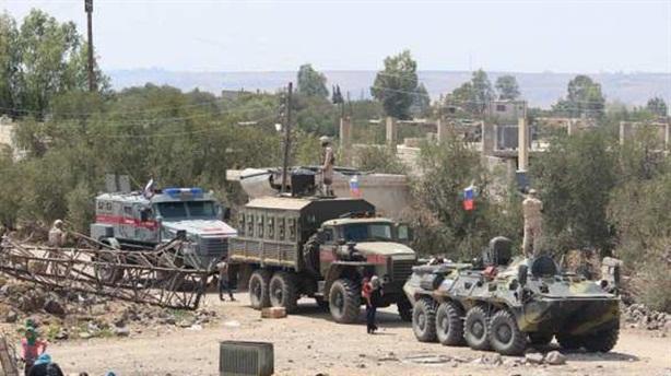 Nga điều quân đến Al-Raqqa chặn phiến quân Thổ hậu thuẫn
