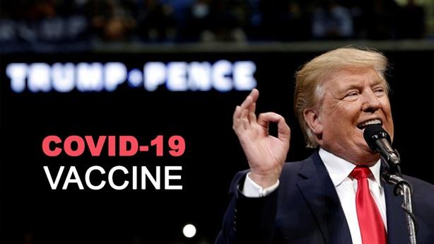 Bầu cử Mỹ đốt cháy giai đoạn vaccine COVID-19?
