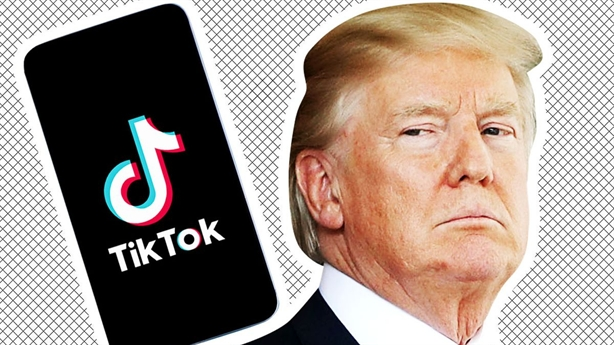 Kiếm thêm từ vụ Tik Tok bán mình: Ông Trump đã nhầm?
