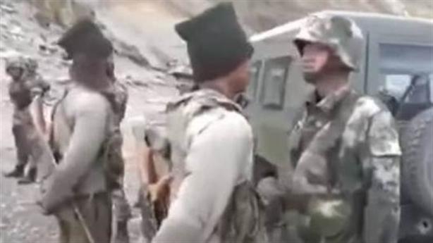 Tổng hợp ngắn xung đột Trung-Ấn