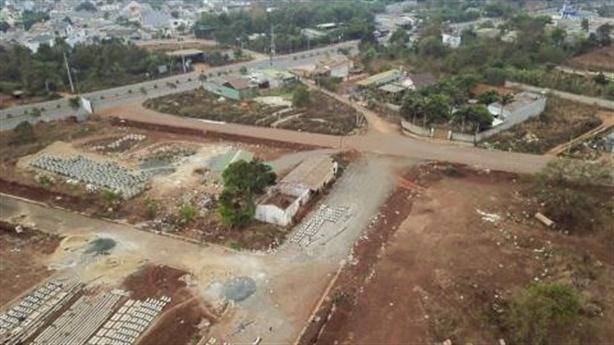 Bộ yêu cầu kiểm tra dự án trên đất nông nghiệp