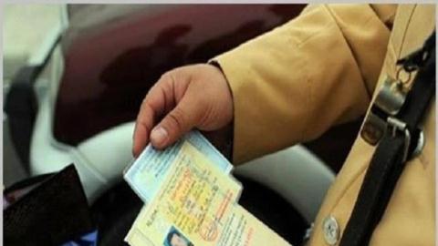 Chấm điểm giấy phép lái xe: Lo ngại lỗi phạt 2 lần?