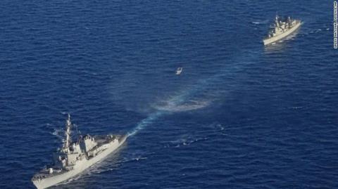 Mỹ làm Địa Trung Hải dậy sóng: Tại Thổ hay bởi Nga?