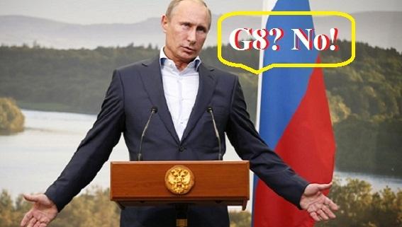 Anh nêu điều kiện Nga quay lại G7: Nga đâu có cần!