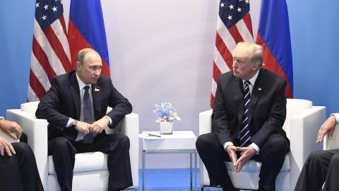 Người Mỹ muốn đẩy Nga vào chân tường?