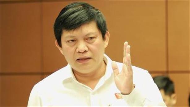 Bãi miễn chứ không phải miễn nhiệm ĐBQH Phạm Phú Quốc
