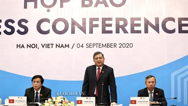 Lần đầu tiên tổ chức trực tuyến Đại hội đồng AIPA