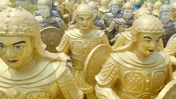 Chuyển tượng lính về Đà Lạt: Ông Dũng 'lò vôi' nói gì?