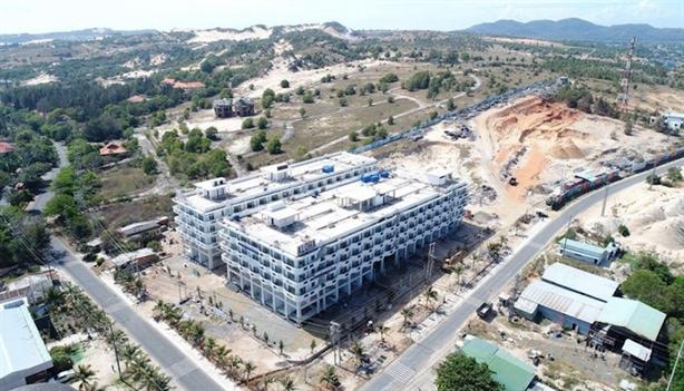 Thực trạng dự án lớn của Việt Úc Group tại Bình Thuận