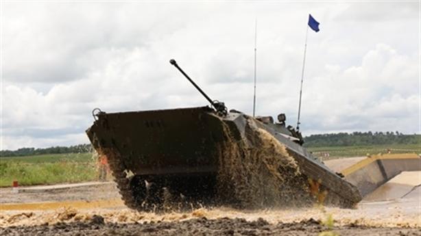 Nối tiếp thành công Tank Biathlon,Việt Nam sẽ tham dự Suvorov Attack?