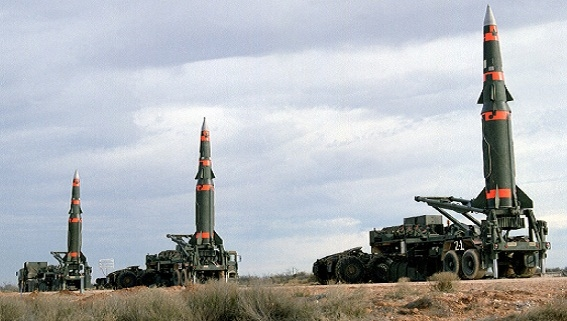 Mỹ phát triển tên lửa tầm trung: Chính thức khai tử INF
