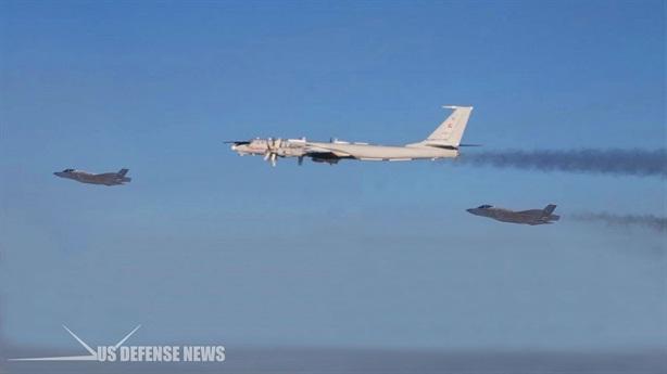 F-35 hộ tống P-3C Na Uy bị MiG-31 xua đuổi tại Barents