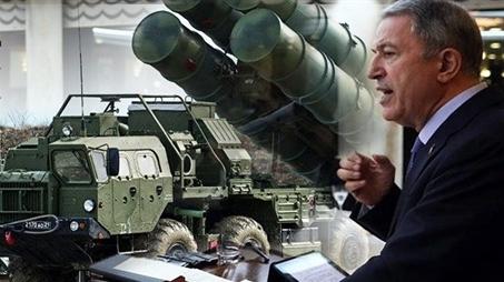 Ankara vô tình để lộ việc tháo rời S-400 nhằm sao chép