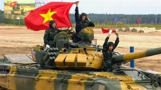 T-72B3 mạnh hơn sau màn thể hiện ấn tượng tại Army Games