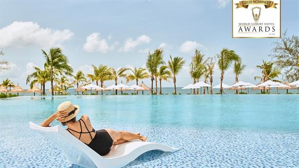 Mövenpick Resort Waverly Phú Quốc được đề cử 3 giải thưởng lớn