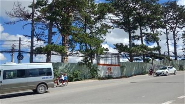 Kiến nghị làm nghiêm với Merperle Dalat Hotel bỏ hoang