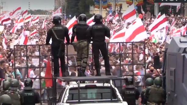 Lại biểu tình ở Belarus, Mỹ-phương Tây nói gì?