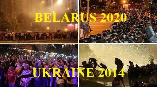 Belarus đã tránh được Maidan Kiev mới