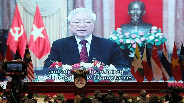 TBT, Chủ tịch nước: Thúc đẩy vai trò trung tâm của ASEAN