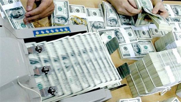 Dự trữ ngoại hối tăng kỷ lục, đạt mức 92 tỉ USD