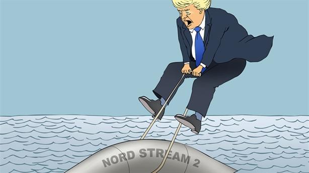 Ông Trump nói rõ ý đồ cản Nord Stream-2