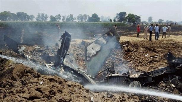 MiG-29 bị bắn hạ tại điểm nóng Sirte