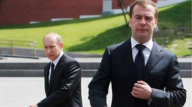 Mỹ dự đoán gười kế vị Putin sẽ là Medvedev?