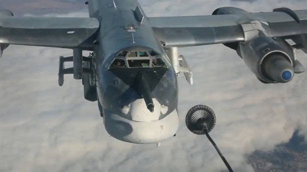 Tiếp dầu ở độ cao 5 km là chuyện nhỏ với KC-46A