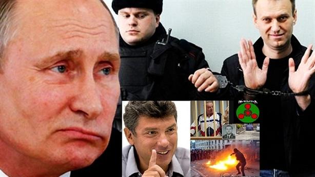 Vụ đầu độc Navalny: Dấu hiệu trò chơi đen