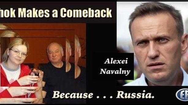 Nhà đối lập Navalny đã bình phục?