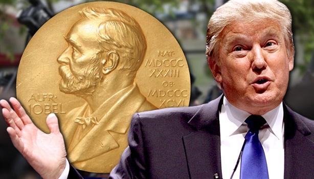 Sắp rút quân khỏi Iraq, ông Trump được đề cử giải Nobel