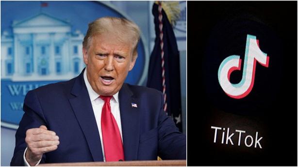 Tổng thống Mỹ từ chối mọi đàm phán về Tik Tok