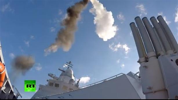 Vũ khí Nga diệt mọi mục tiêu trong tầm bắn