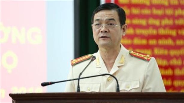 Giám đốc Công an TP.HCM được thăng hàm Thiếu tướng