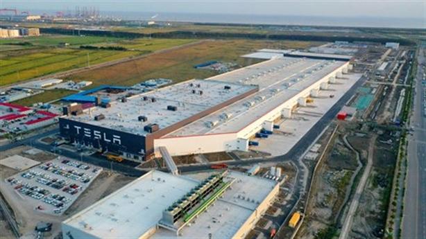 Hưởng ưu đãi từ Trung Quốc, Tesla muốn xuất khẩu xe điện