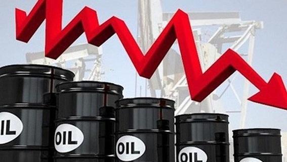 Giá dầu lại lao xuống dưới 40USD/thùng
