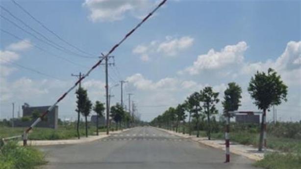 Chuyển nhượng 2.500 lô đất ở Long An chưa được cấp phép