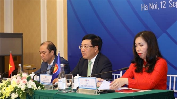 Phó Thủ tướng nhấn mạnh lập trường ASEAN về Biển Đông
