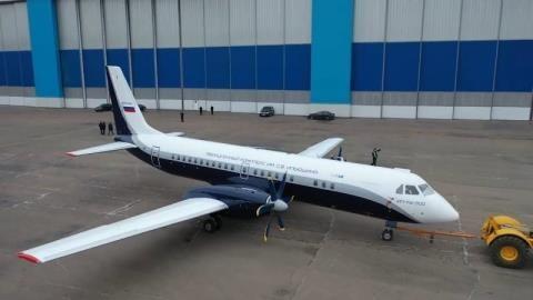 2020-Năm quyết định của máy bay chở khách IL-114-300