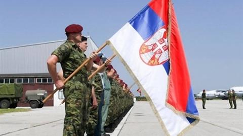 Serbia rút khỏi cuộc tập trận chung với Nga